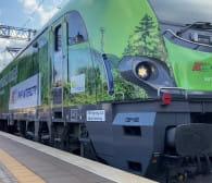 Z Lizbony przez Gdańsk do Paryża. Wyjątkowy pociąg na dworcu głównym