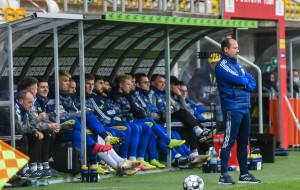 Trener Arki Gdynia dobitnie po przegranej. Dariusz Marzec: Jesteśmy frajerami