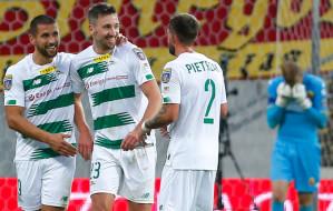 Jagiellonia Białystok - Lechia Gdańsk 1:3. Jest awans do 1/16 finału Pucharu Polski