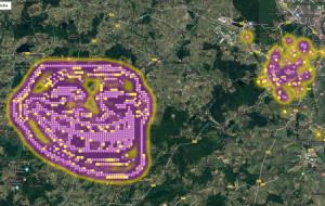 Strollowano gdańską mapę smrodu