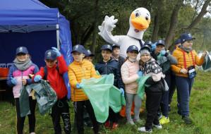 Dzieci sprzątały świat z Port Service