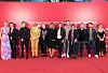 Czerwony dywan festiwalu filmowego
