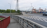 Rowerzyści pojadą estakadą Kwiatkowskiego... po chodniku