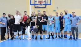 Letnia Basket Liga Trójmiasto w koszykówce 3x3. NFZ Gdańsk najlepszy