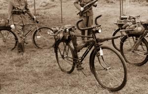 Wojska rowerowe w 1939 i obecnie