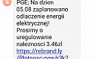 Uwaga na SMS-owych oszustów. Kolejna osoba straciła 40 tys. zł