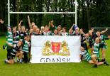 Biało-Zielone Ladies Gdańsk najlepsze w ekstralidze i I lidze rugby kobiet