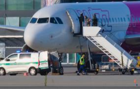 Awanturnik wymusił zawrócenie samolotu