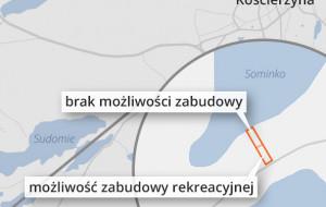 Gdańsk sprzedaje działkę na Kaszubach