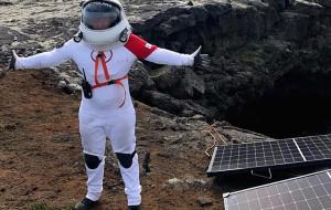 Gdynianka bierze udział w misjach księżycowych