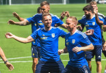 Arka Gdynia zadowolona z dublerów. Artur Siemaszko i Paweł Sasin wpis do historii