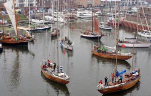 30 jachtów z całego świata płynie do Gdyni