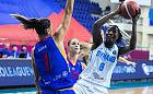 Dynamo Kursk - VBW Arka Gdynia 86:76. Porażka koszykarek na inaugurację Euroligi