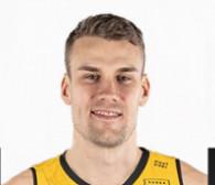 Nowy koszykarz Trefla Sopot. Carl Lindbom pomoże w obliczu kontuzji
