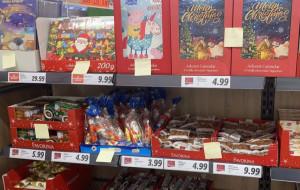 Boże Narodzenie już w sklepach. Nie za wcześnie?