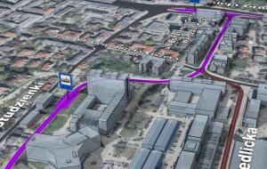 Znowu opóźnienie ws. budowy trasy tramwajowej Nowa Politechniczna