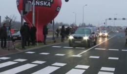 Kierowcy dostali 1,7 km dwujezdniowej alei z Chełmu na Orunię Górną