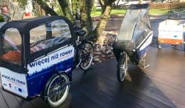 Wypróbuj za darmo rower cargo w Gdyni