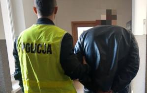 Pojechał do Bydgoszczy z gazem pieprzowym, by ukraść hulajnogę