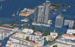 Naukowcy przestrzegają: Gdańsk i Gdynia pod wodą, gdy nie zatrzymamy ocieplenia