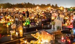 Uwaga na cmentarnych złodziei