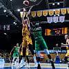 VBW Arka Gdynia - Sopron Basket 71:86. Wciąż bez wygranej w Eurolidze