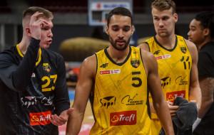 Kijów Basket - Trefl Sopot 69:68. O włos od zwycięstwa w FIBA Europe Cup