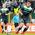 Bruk-Bet Termalica Nieciecza - Lechia Gdańsk 0:2. 82 sekundy zmieniły lidera