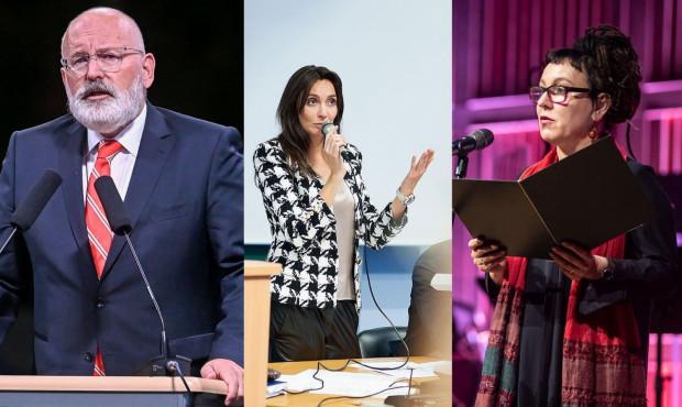 Timmermans, Kulczyk i Tokarczuk na EFNI 2021