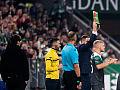 Lechia Gdańsk szuka nowych rozwiązań. Dlaczego Tomasz Makowski zagrał na obronie?