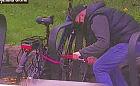 Złodziej rowerów wpadł przez monitoring