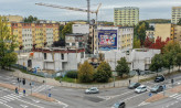 Nowe budynki przy Chwarznieńskiej. Otwarcie centrum sąsiedzkiego za rok
