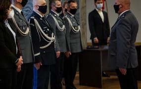 Zmiana na stanowisku komendanta gdańskiej policji