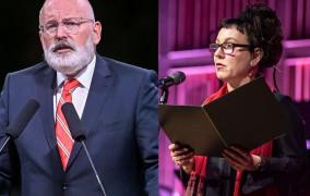 Timmermans i Tokarczuk na EFNI 2021