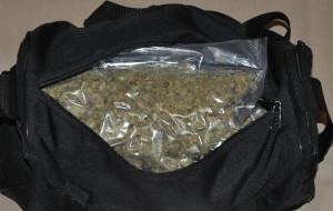 Cała gama narkotyków u pary sopocian