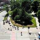 Hucisko-Forum: 1 mln zł za 200 m drogi rowerowej