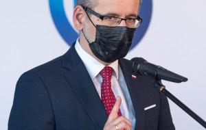 Minister zdrowia: mamy do czynienia ze swoistą eksplozją pandemii