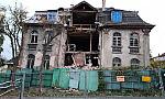 Fasada zabytkowej willi musi zostać odbudowana