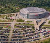 Ergo Arena prosi: jedziesz na koncert? Wybierz komunikację lub rower