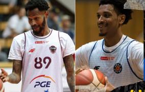 Jacobi Boykins, Anthony Durham zadebiutują w meczu Asseco Arka Gdynia - Czarni Słupsk