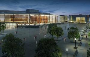 Forum Kultury będzie droższe o 100 mln zł?