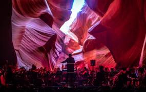 Audiowizualna podróż po świecie podczas koncertu Muzyki Filmowej i Epickiej