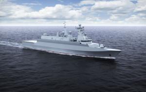 Jak będzie wyglądał okręt Miecznik? Trzy firmy walczą  o udział w projekcie