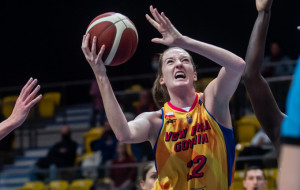 VBW Arka Gdynia - Basket 25 Bydgoszcz 89:70. Koszykarki wróciły do wygrywania