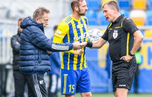 Lechia Zielona Góra - Arka Gdynia o awans do 1/8 finału Fortuna Puchar Polski