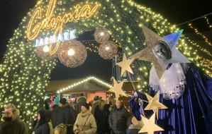 Świąteczne miasteczko powraca do Gdyni. Jarmark przez prawie cały grudzień