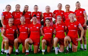 Biało-Zielone Ladies Gdańsk po sukcesy w rugby w Polsce i za granicą