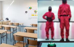 """W gdańskich szkołach ostrzegają przed """"Squid Game"""""""