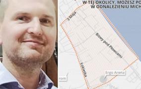 Zaginięcie Michała Kąkola. Mieszkańcy proszeni o zapisy monitoringu