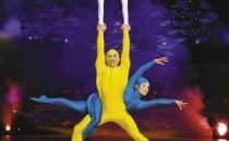 Od czwartku podniebne pokazy Cirque du Soleil